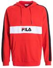 Fila Herren Sweatshirt 'JEREMY' in rot für 33,92€ inkl. Versand (statt 50€)