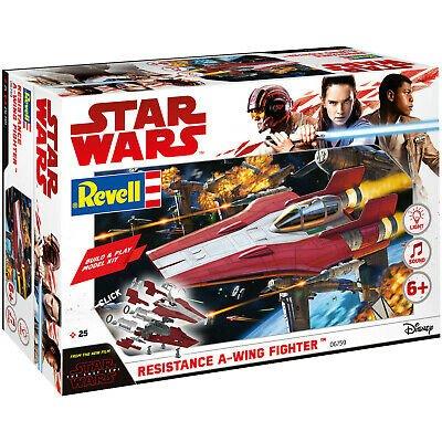 Revell Bausatz Star Wars Resistance A-wing Fighter (06759) für 6,99€ inkl. VSK