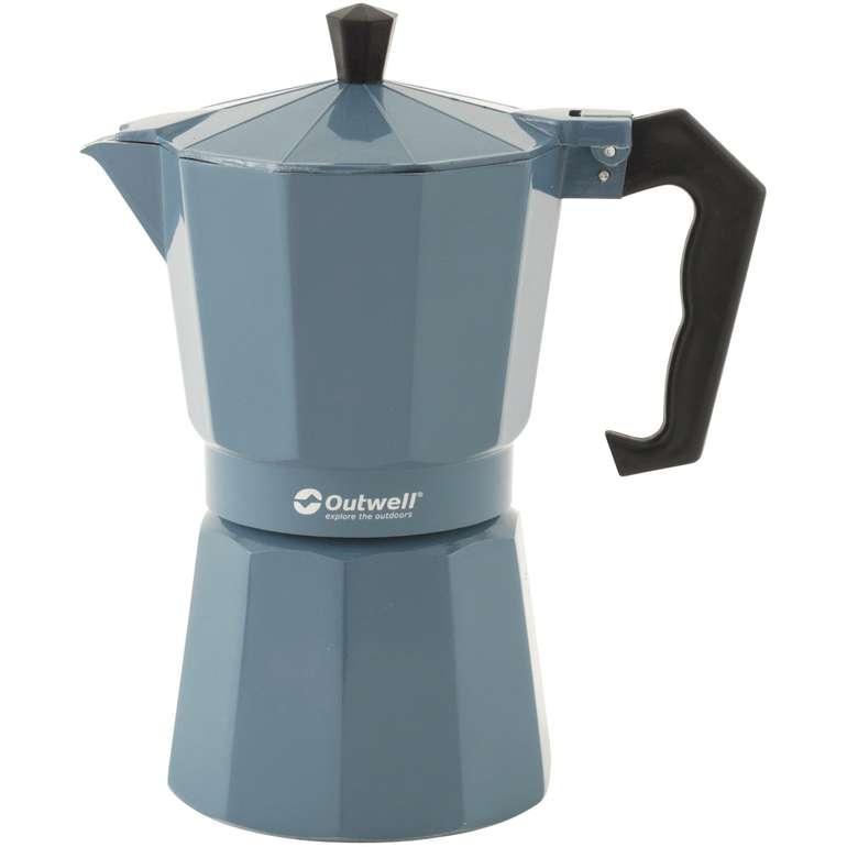 Outwell Manley Espressobereiter L für 9,94€ inkl. Versand (statt 18€)