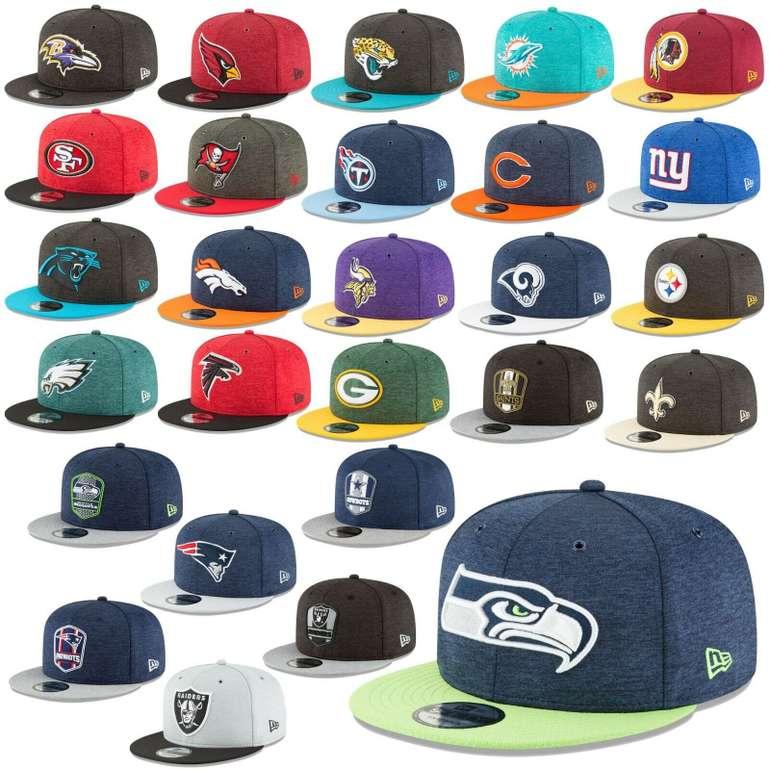 New Era Snapback Caps mit NFL Teammotiven für je 19,99€ inkl. Versand (statt 24€)