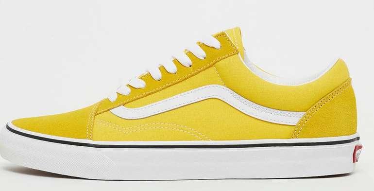 Vans Old Skool Sneaker in Gelb für 35,99€inkl. Versand (statt 40€)
