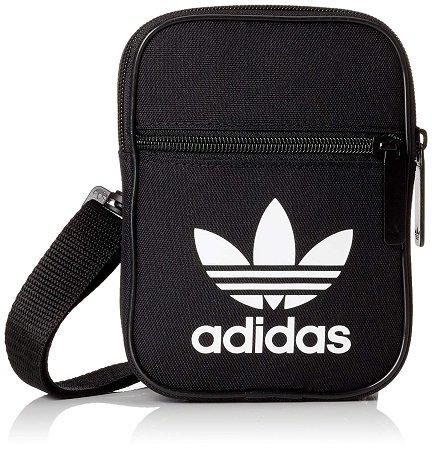 Adidas TREFOI Festival Bag black (BK6730) für 14,31€ inkl. VSK