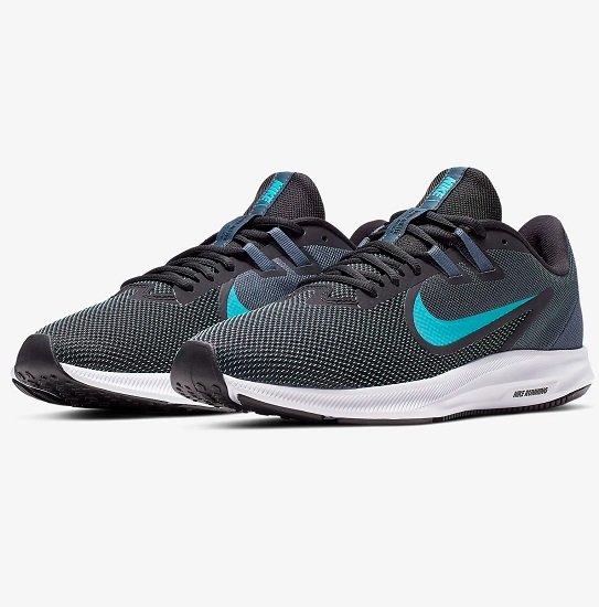 Nike Downshifter 9 Sneaker in Blue Lagoon für 29,38€ (statt 42€)