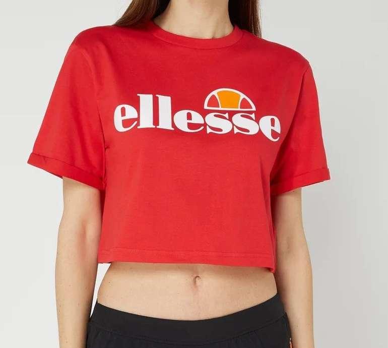 Peek & Cloppenburg*: 10% extra auf Einzelteile - z.B. Ellesse Cropped Boxy Fit Shirt für 14,39€