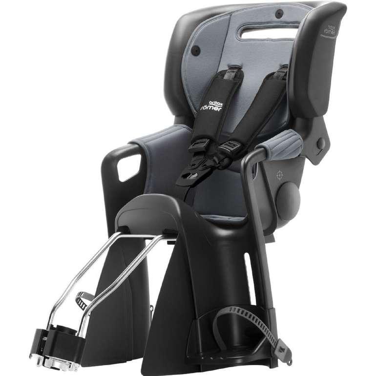 Britax Römer Fahrradsitz Jockey 3 Comfort in Black Grey für 79,99€ inkl. VSK