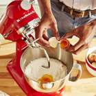 10% auf ausgewählte Haushaltsgeräte bei eBay - z.B. KitchenAid Artisan 5KSM180HESD 4,8L Küchenmaschine für 404,10€