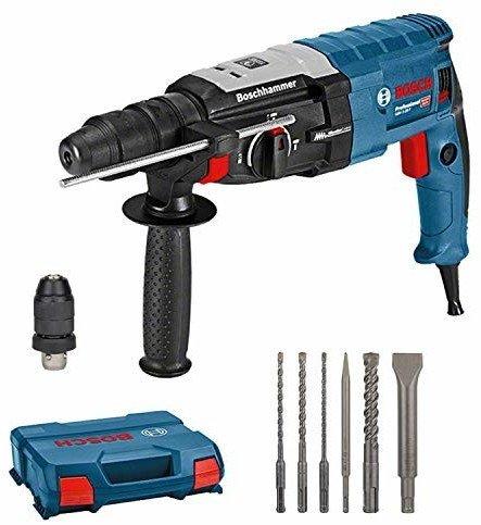 Bosch Bohrhammer GBH 2-28 F + L-BOXX + 4 Bohrer + 2 Meißel für 198,89€ inkl. Versand (statt 243€)