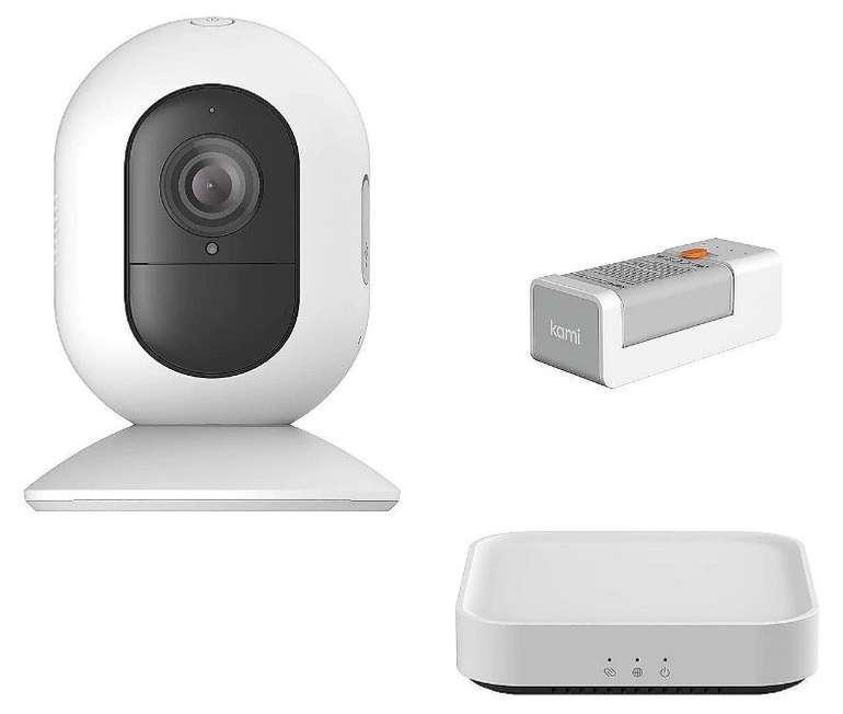 Kabelloses YI Technology Kami Überwachungskamera Starter Kit für 85€ inkl. Versand