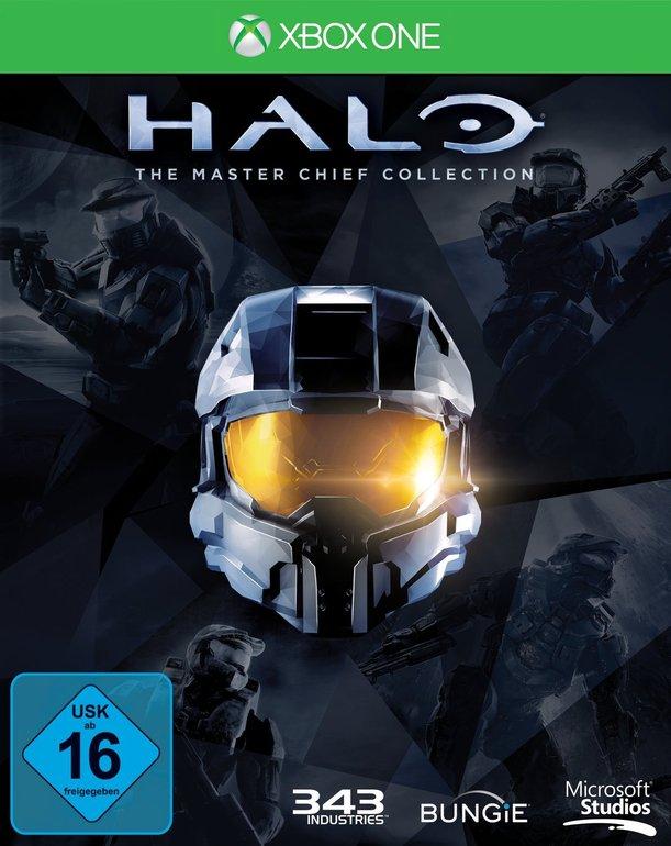 Halo: The Master Chief Collection für Xbox One nur 10€ inkl. Versand