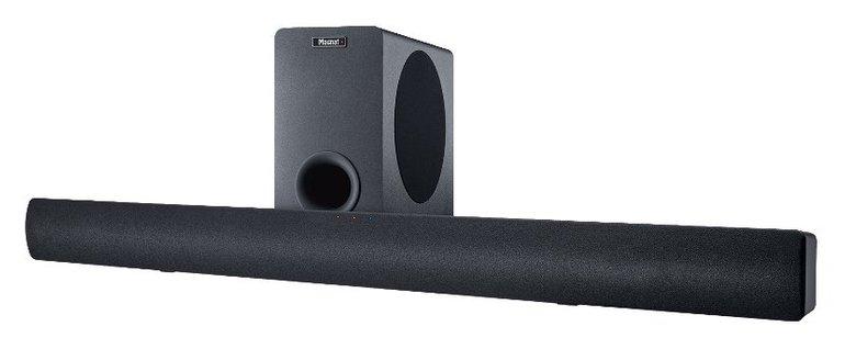 Magnat SB 180 Soundbar mit Subwoofer für 99€ inkl. Versand