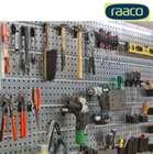 Raaco Werkstattset mit 4 Stahllochplatten und 38 Werkzeughaken für 68,90€ (statt 101€)