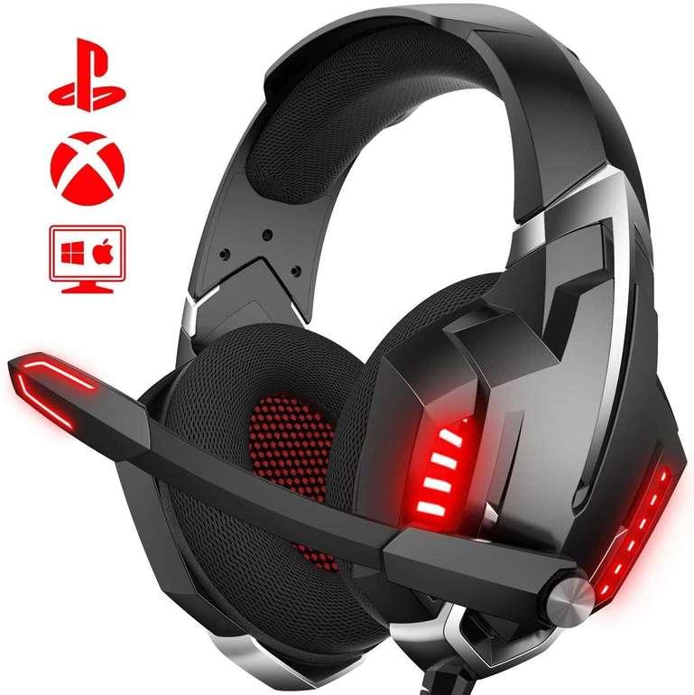 Onikuma Gaming Headset für 11,49€ inkl. Prime Versand (statt 20€)