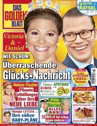 Bis zu 56 Ausgaben Das goldene Blatt für 109,20€ + z.B. 100€ Rossmann Gutschein
