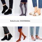 Asos Sale mit bis zu 70% Rabatt + 10% extra auf Schuhe & Winter-Styles