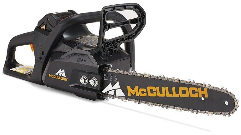 McCulloch Li-40 CS Kettensäge mit Akku für 139,49€ inkl. Versand (statt 178€)
