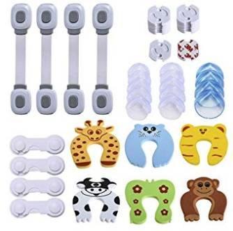 42-tlg. Yikanwen Baby Sicherheits-Set für 14,87€ inkl. Prime (statt 24€)