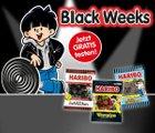 Haribo Black Weeks - 1 von 3 Sorten gratis testen dank Geld-zurück-Garantie