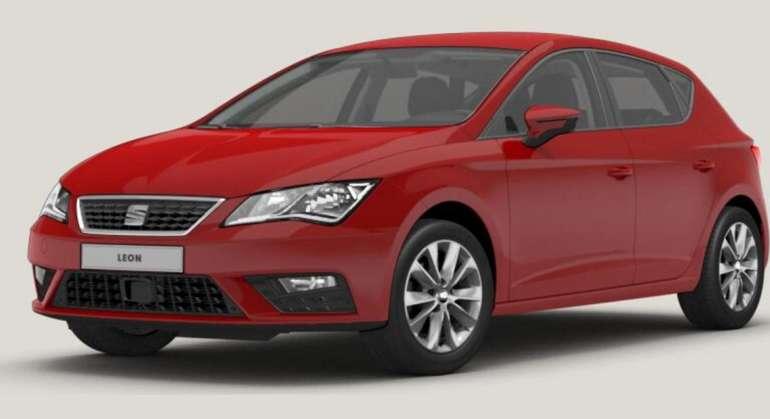Seat Leon 1.5 TSI Style mit 131PS im Leasing für Privatkunden für 109€ mtl. (LF: 0,48€)