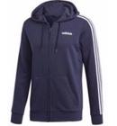 """Adidas """"3S FZ"""" Essentials Kapuzenjacke (versch. Farben) für 33,95€ (statt 52€)"""