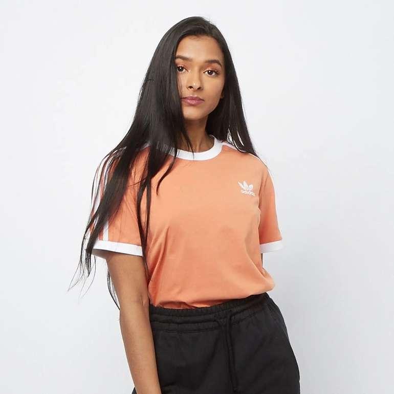 Adidas Originals 3-Stripes Damen T-Shirt für 17,99€ inkl. Versand (statt 27€)