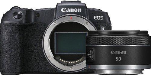 Canon EOS RP Kamera + RF 50mm f/1.8 STM Objektiv für 858€ inkl. Versand (statt 1230€)