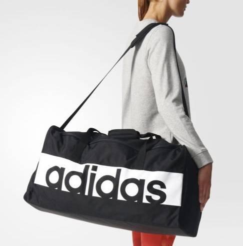 Adidas Performance Linear Performance Duffelbag L für 14,40€ inkl. Versand