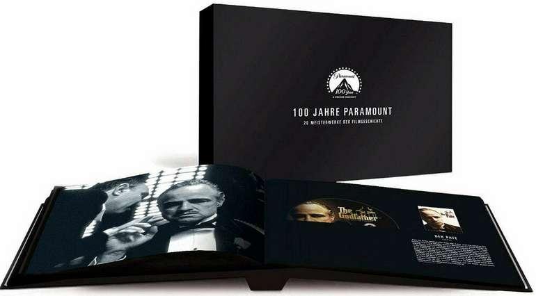 100 Jahre Paramount - 20 Meisterwerke der Filmgeschichte (Blu-Ray) für 39,97€ inkl. Versand (statt 88€)