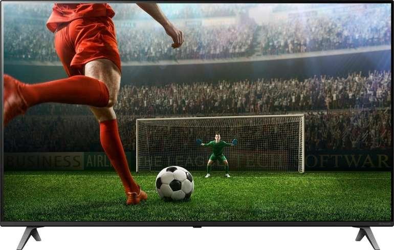 LG 49SM8050PLC, LED-Fernseher (UltraHD/4K, WLAN, SmartTV) für 409€ inkl. Versand (statt 444€)