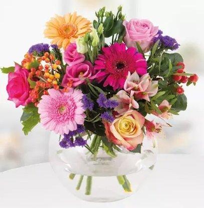 Groupon: 14€ Blumenshop.de Gutschein für 5,60€ (oder 9,99€ Gutschein für 2,66€)