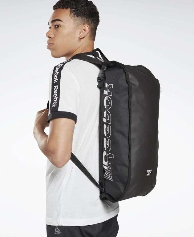 Reebok Foundation Convertible Grip Bag für 23,60€ inkl. Versand (statt 50€)