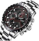 Lige Herren Armbanduhren günstiger dank Gutschein, z.B klassisches Modell ab 23€