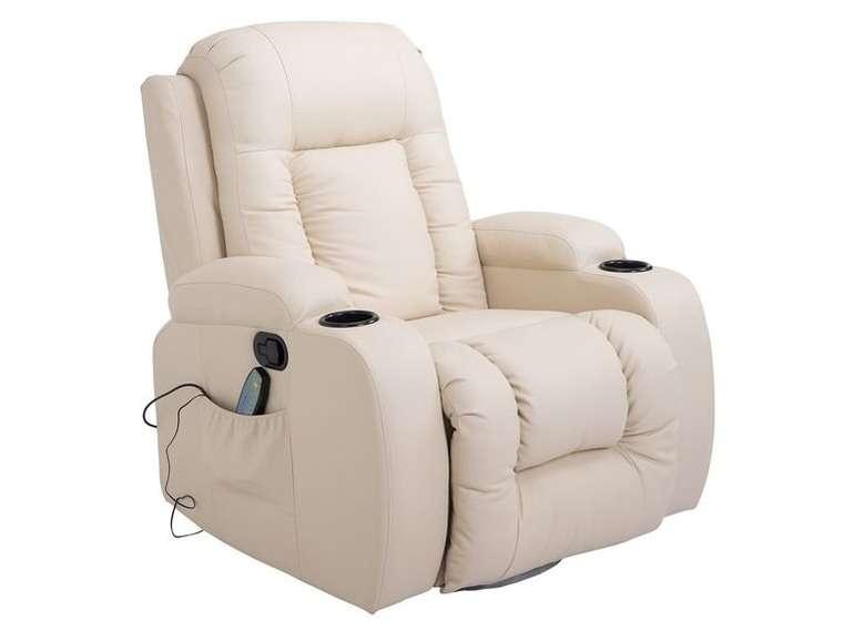 Homcom TV Sessel mit Massage- und Wärmefunktion für 273,90€ inkl. VSK (statt 316€)