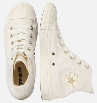 "Converse Damen Sneaker ""Chuck Taylor All Star Hi"" für 31,41€ (statt 41€)"