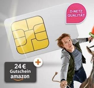 Klarmobil Smartphone Flat 1000 (100 Minuten, 1GB, D1-Netz) nur 4,99€/Monat