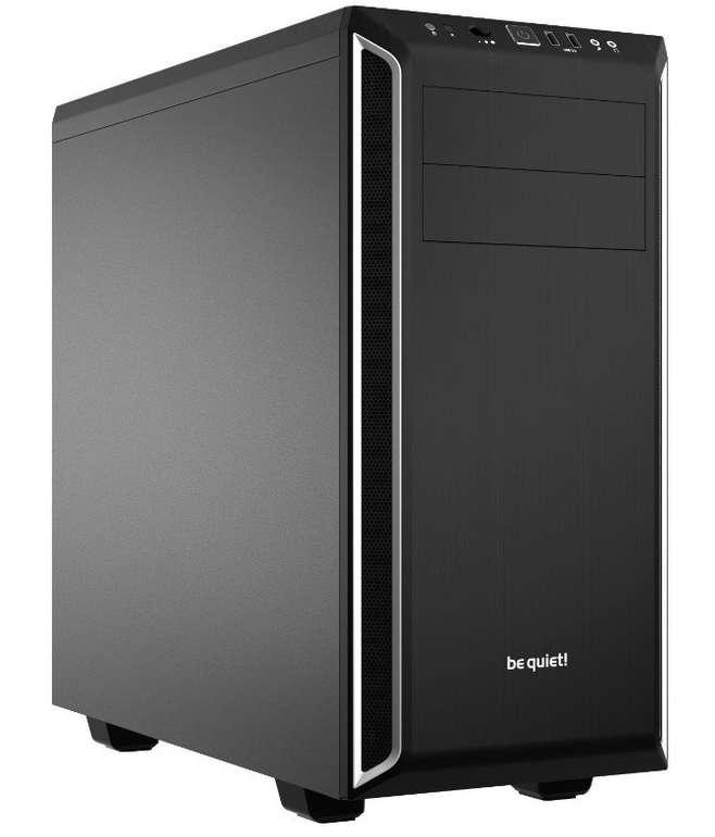 be quiet! PURE BASE 600 Black PC-Gehäuse für 58€ inkl. Versand (Statt 66€)