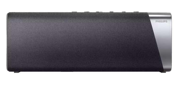 Philips TAS 7505/00 Bluetooth Lautsprecher in Grau für 62,10€ inkl. Versand (statt 100€) - Club!