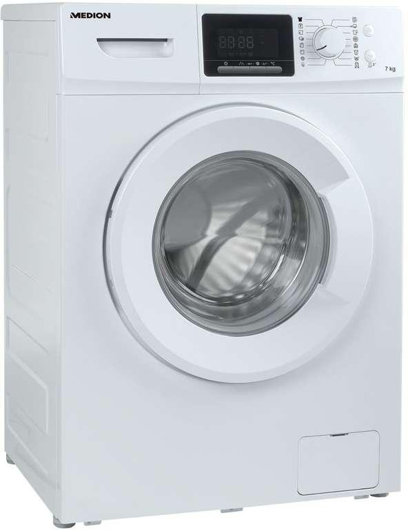 Medion MD 37378 Waschmaschine mit 7 kg & Startzeitverzögerung für 319,94€ (statt 393€)