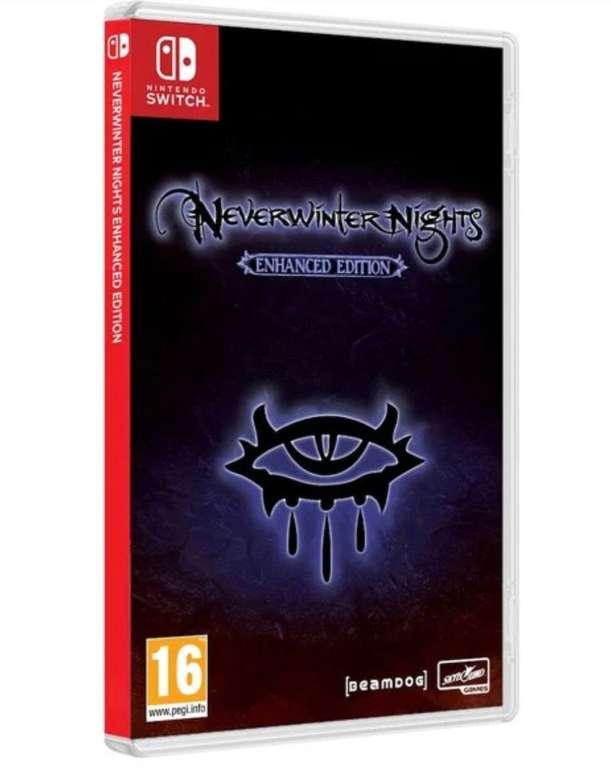 Neverwinter Nights: Enhanced Edition (Nintendo Switch) für 19,99€ inkl. Versand (statt 29€)