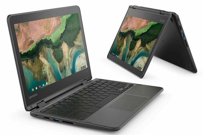 Lenovo 300e Chromebook mit 32GB Speicher & 4GB RAM für 229€ (statt 293€)
