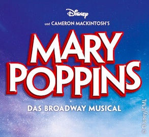 Stage Entertainment Shows & Musical Tickets reduziert - z.B. Mary Poppins