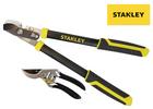 Stanley Ast- und Bypass-Schere für 18,90€ inkl. Versand (statt 31€)