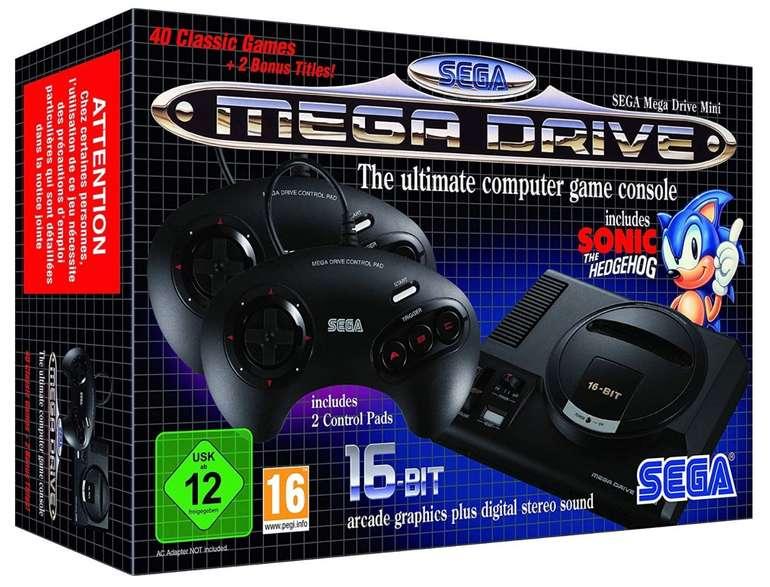 Atlus Sega Mega Drive Mini mit 42 Games für 63,08€ inkl. Versand (statt 75€)