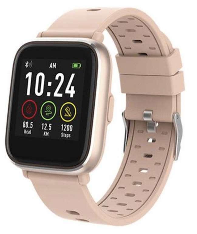 Denver SW-161 Smartwatch mit Herzfrequenzsensor für 29€ inkl. Versand (statt 33€) - Sofortüberweisung!