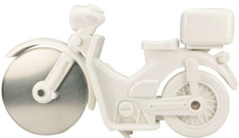 """Mags Hoobbe Pizzaschneider """"Pizza Rider"""" für 5€ inkl. Versand (statt 10€)"""