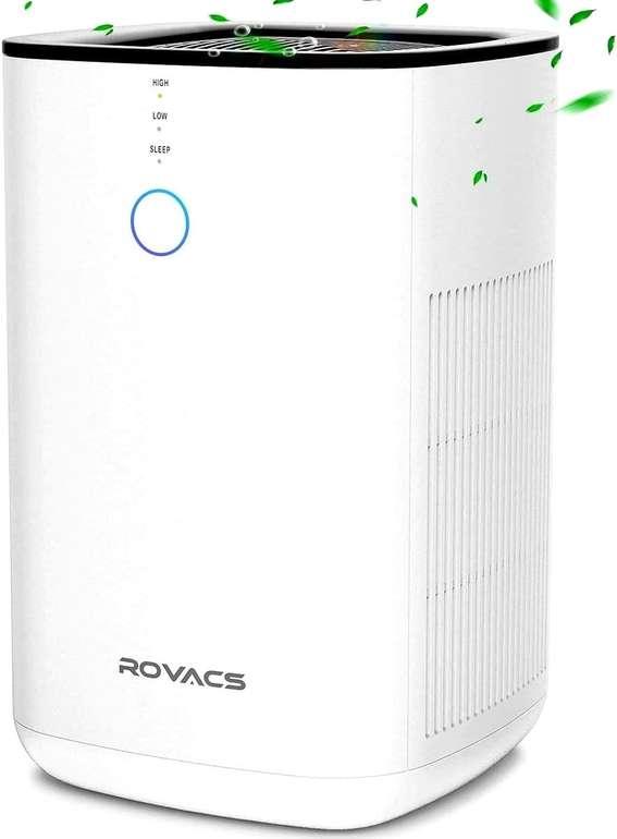 Rovacs Luftreiniger (HEPA Filter, 68m³/H) für 39€ inkl. Versand (statt 69€)