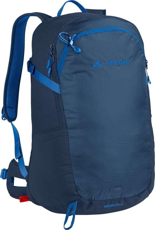 Vaude Wizard 24+4 Rucksack in Fjord Blue für 48,94€ inkl. Versand (statt 81€)