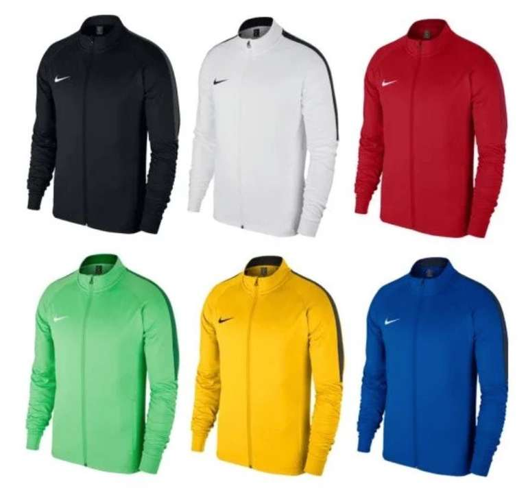 Nike Trainingsjacke - Academy 18 Knit Track Jacket im Doppelpack für 39,95€ inkl. Versand