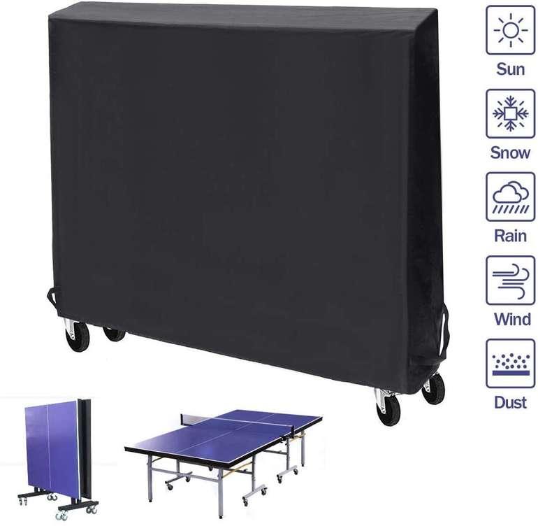 Pathonor Tischtennisplatte Schutzhülle (165 x 185 x 71 cm) für 17,54€ inkl. Prime Versand (statt 27€)