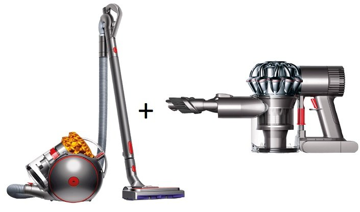 Attraktive Bundles in der Media Markt Eier Feier - z.B: Dyson Bundle 399€ (538€)