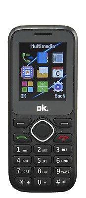 "OK. OMP 10 - 1,77"" Zoll Dual SIM Handy für 12,99€ inkl. VSK (statt 18€)"